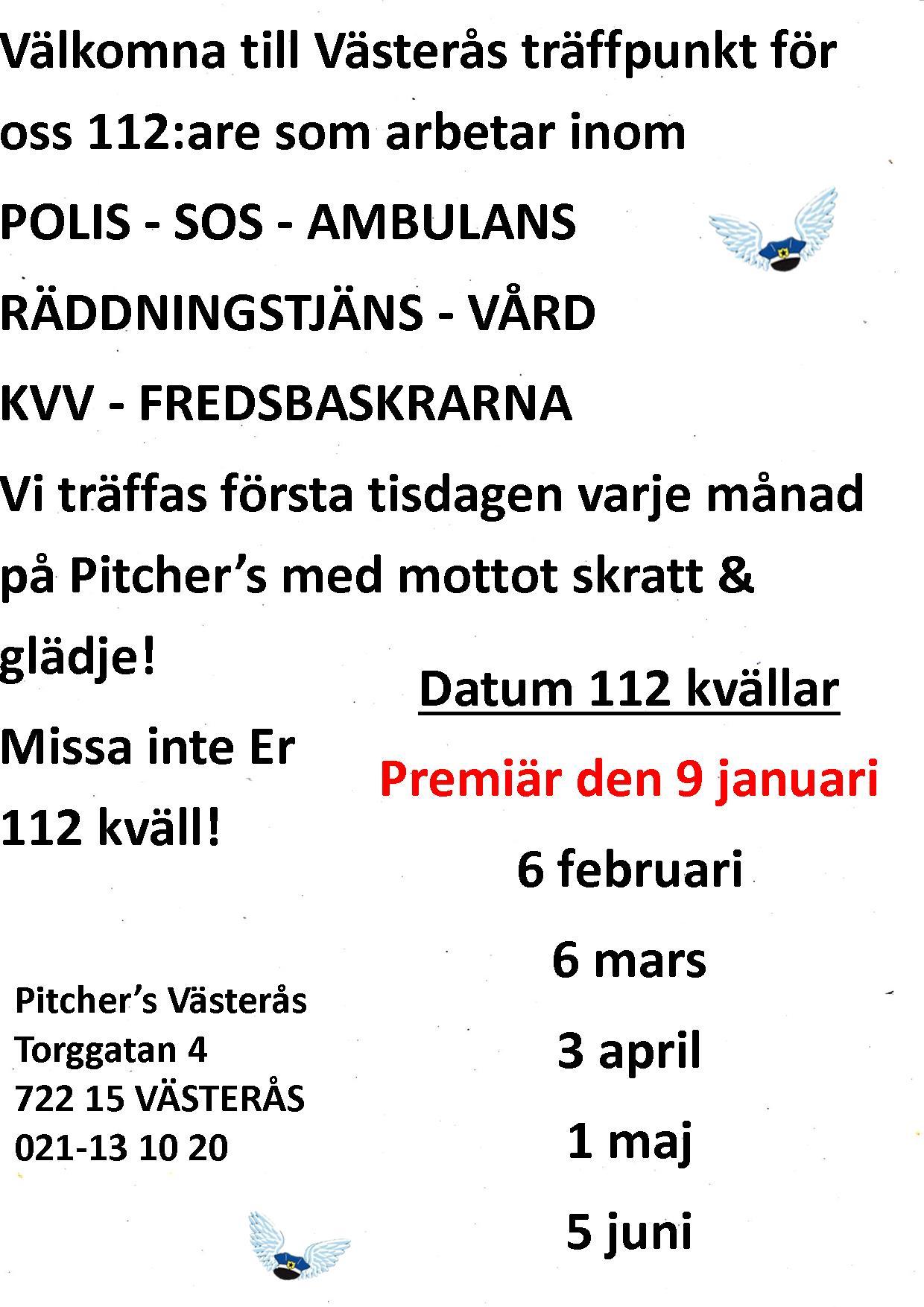 22 Västerås Pitchers TEXT HEMSIDAN ENGLAKLUBBEN